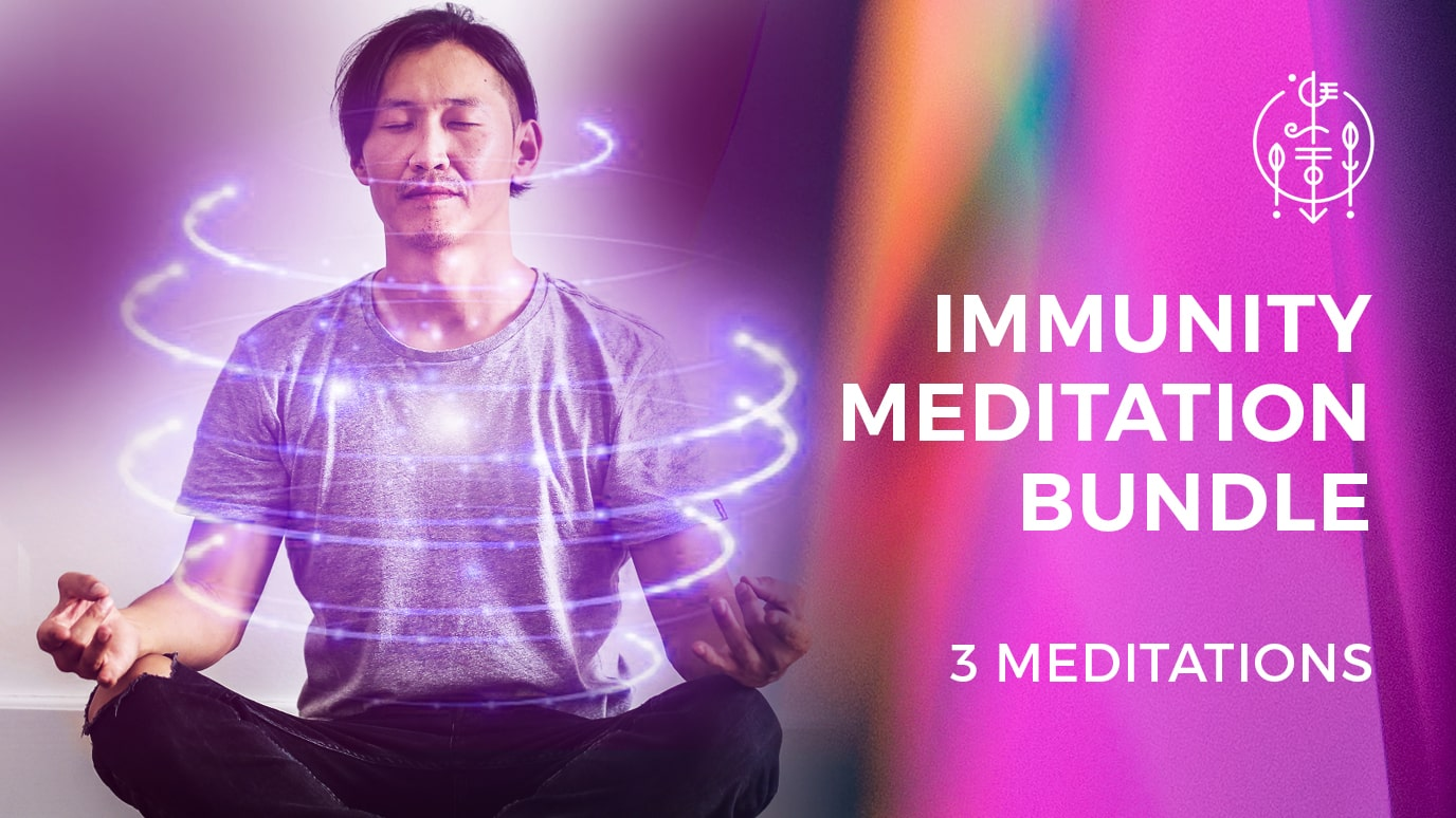 Immunity Meditation Bundle