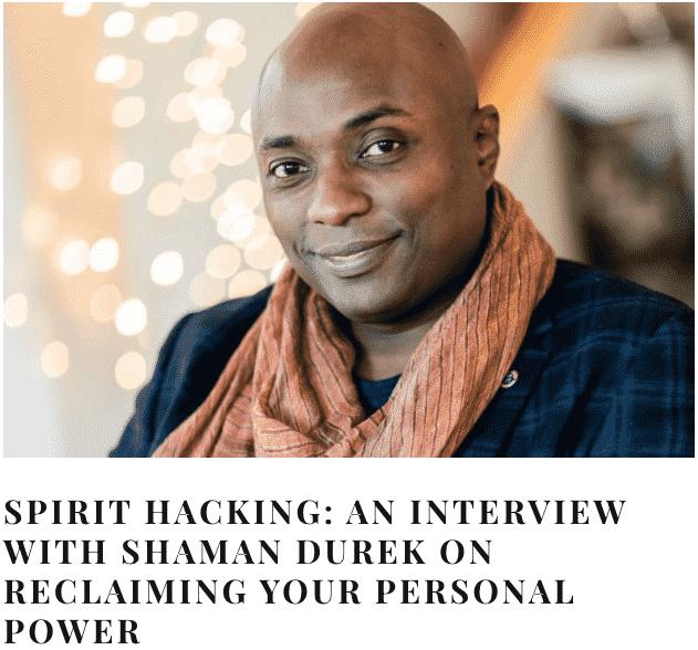 Spirit Hacking HOLR