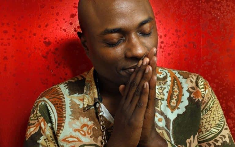 Praying Shaman