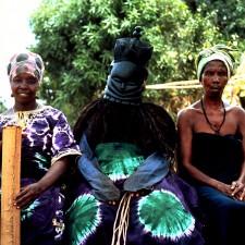 Mende Tribe Women