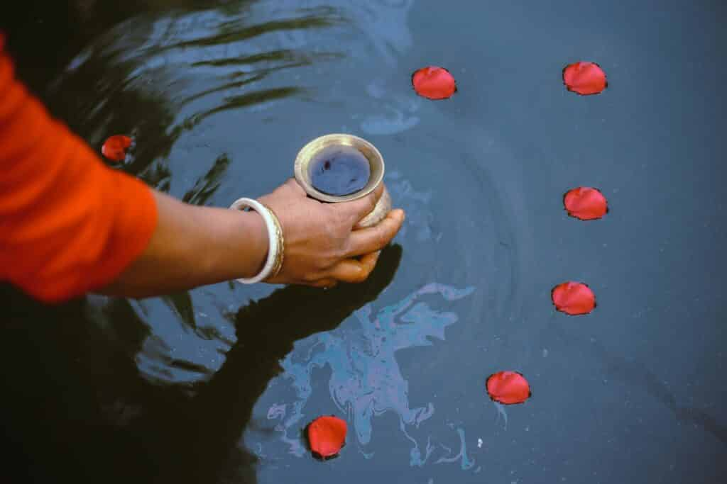 Water offering