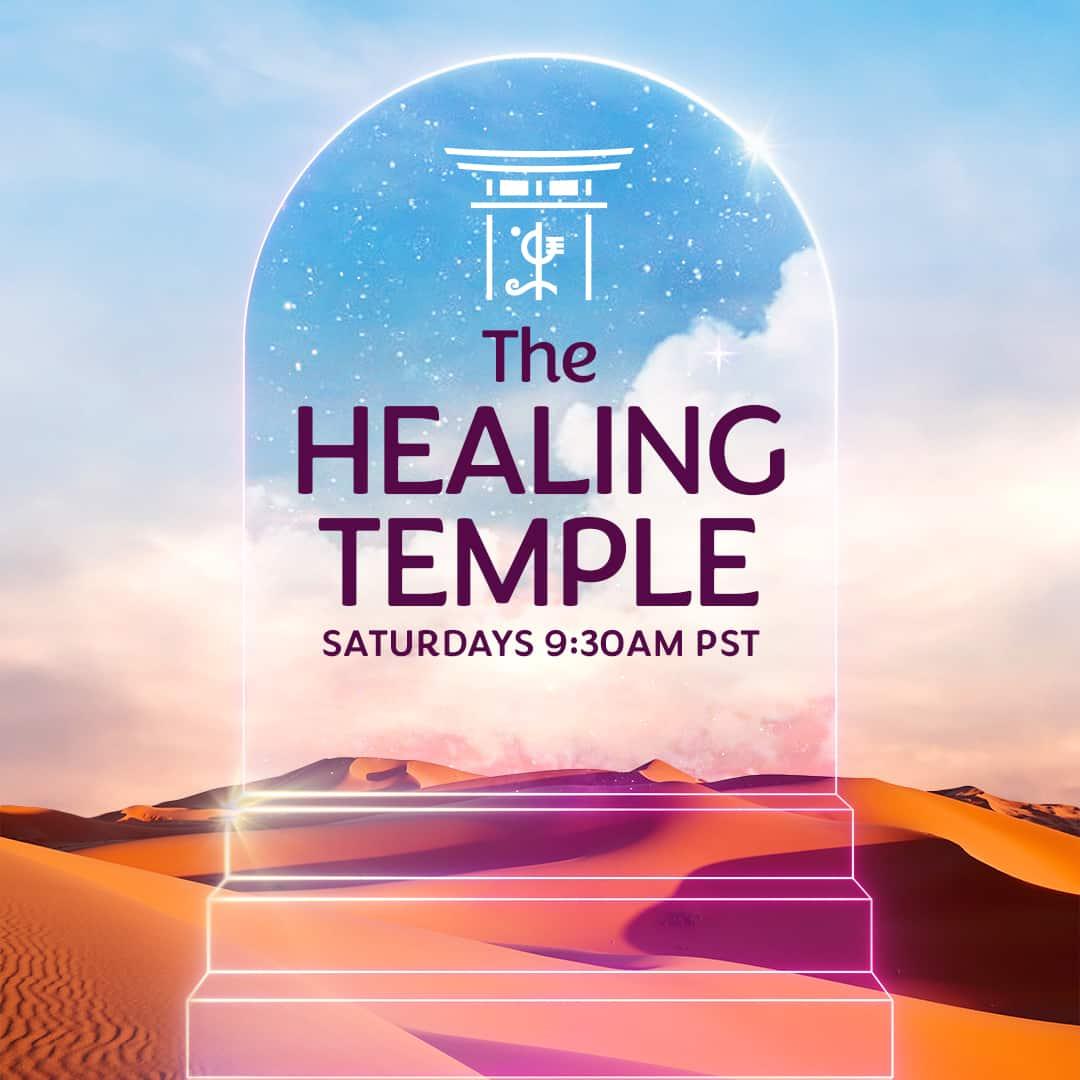 Healing Temple Slide 1